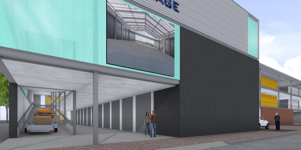 Opbergruimte nu te koop - Crown Storage Center