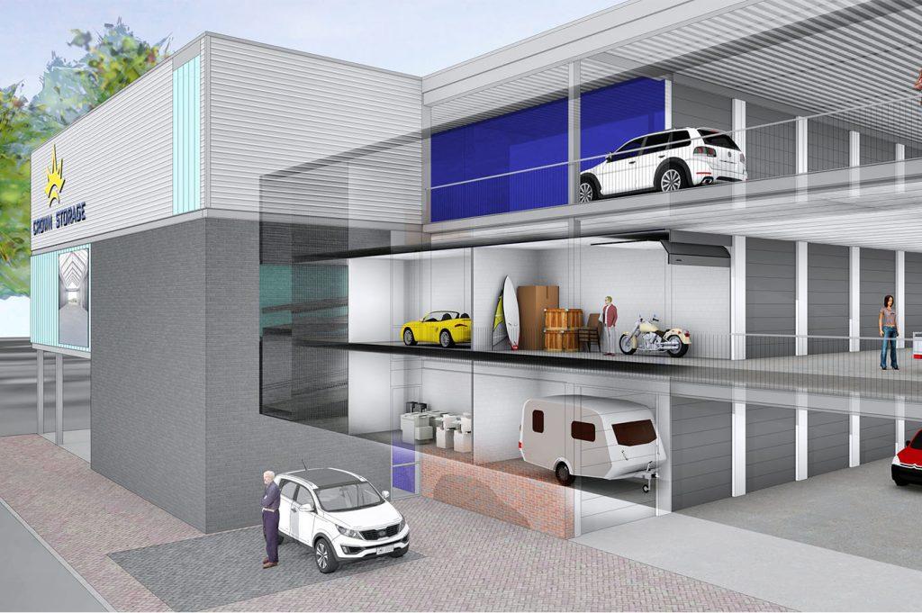 Crown Storage Center - Ontdek het aanbod